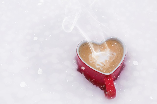 coffee drinks to keep you warm in the winter
