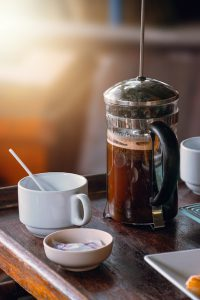 french coffee press review