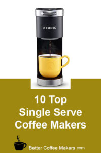10 Top Single Serve Coffee Maker - Single Serve Coffee Maker
